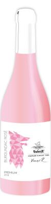 Burgundac Rose Premium