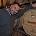 Radovan Vukoje gost u vinariji CAPANNELLE