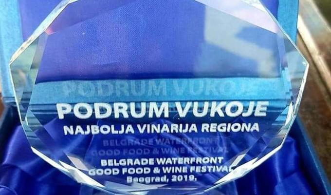 najbolja vinarija regiona 2019